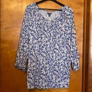 Pretty pheasant style blouse 👚